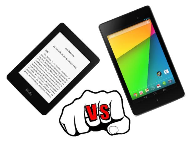Tablets o eReaders