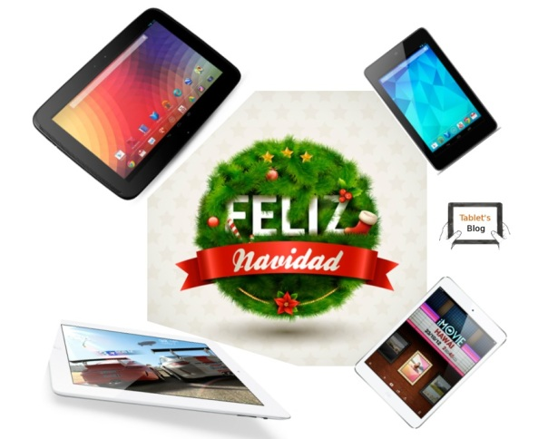 Feliz Navidad desde Tablet's Blog