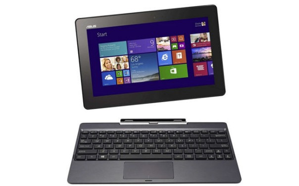 ASUS Transformer Book T100 tablet + teclado
