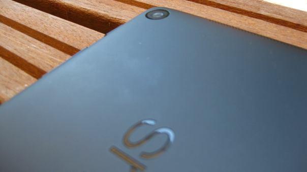 Nexus 7 (2013), cámara trasera