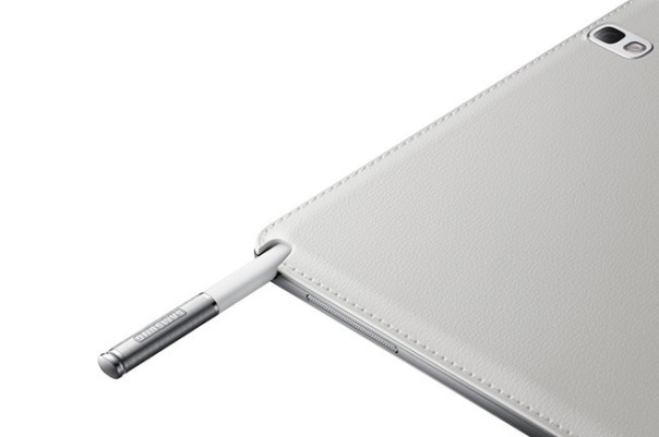 Samsung Galaxy Note 10.1 2014 Edition (parte trasera)