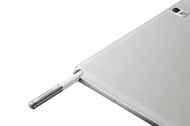 Samsung Galaxy Note 10.1 2014 Edition (parte trasera)