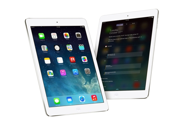 iPad Air blanco