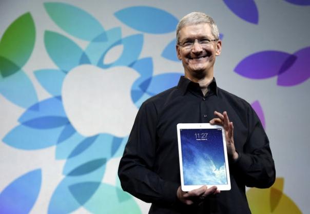 iPad Air presentación