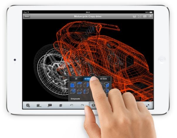 iPad mini con pantalla Retina pantalla