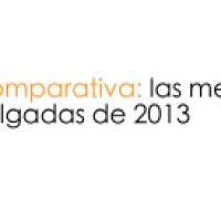 Comparativa técnica: las mejores tablets de más de 8 pulgadas de 2013