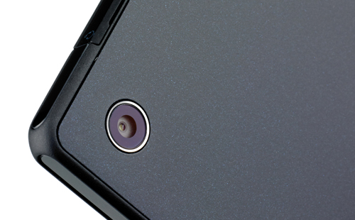 Xperia Tablet Z cámara