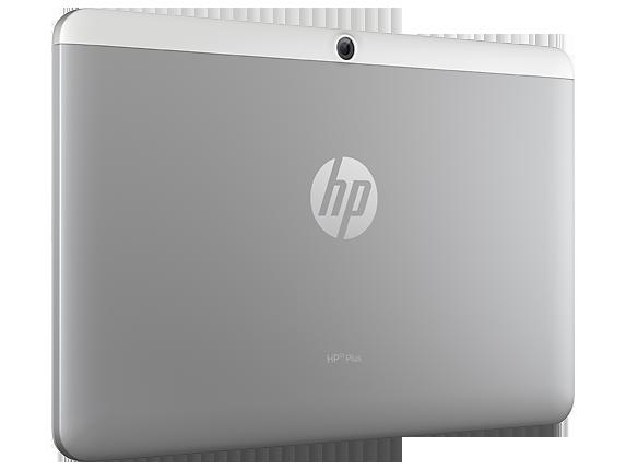 HP 10 Plus (parte trasera)