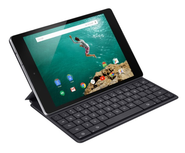 Nexus 9 (teclado)