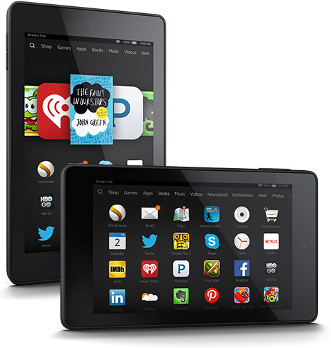 Kindle Fire HD 6 y 7