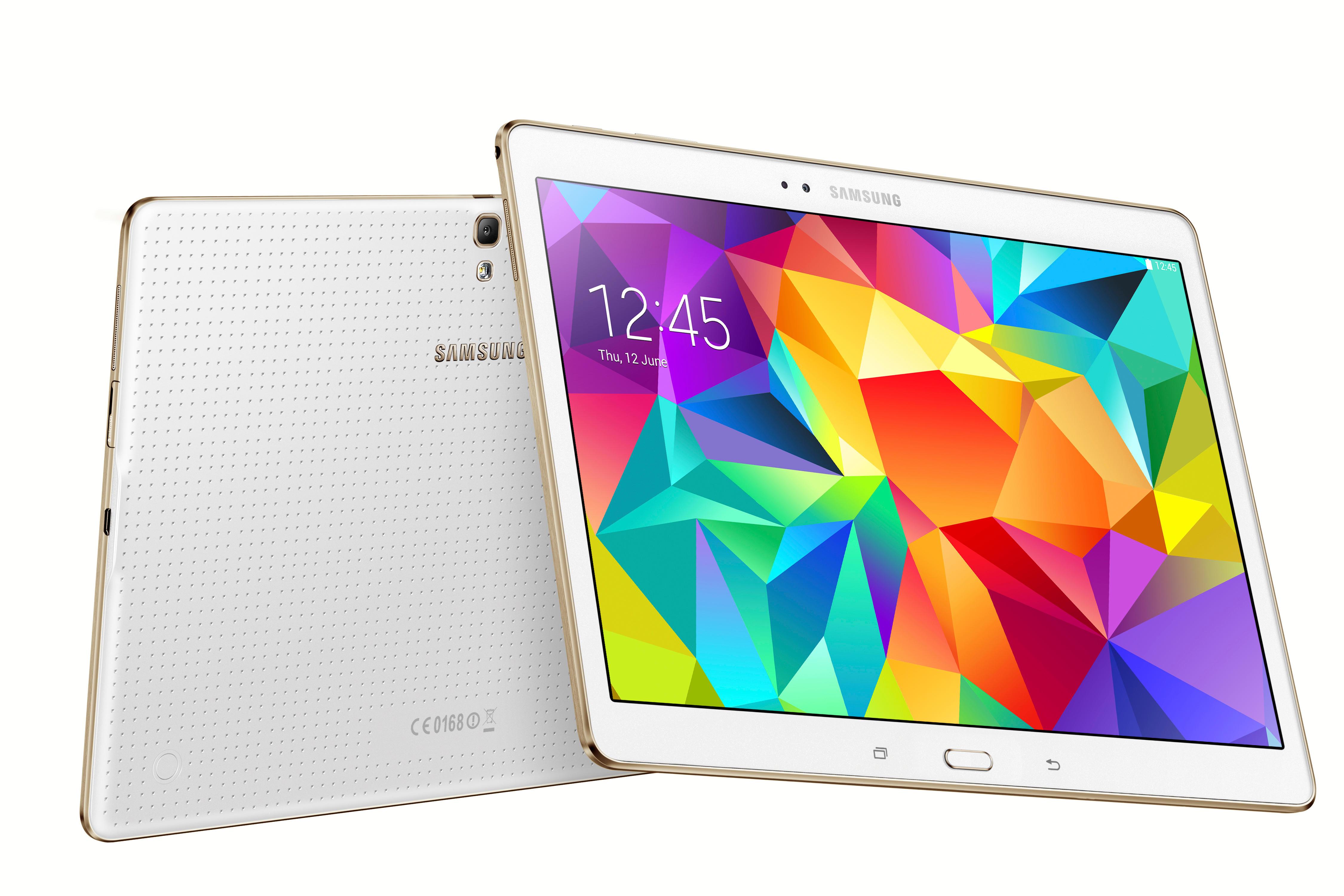 Galaxy Tab S Inch